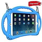 [New Design]TopEsct iPad Mini Case Kids Shockproof Handle