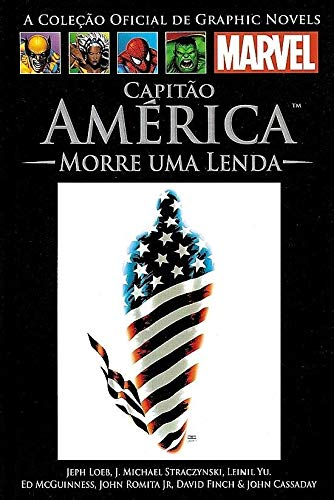 Capitão América: Morre Uma Lenda (Coleção Oficial de Graphic Novels Marvel, n°51)