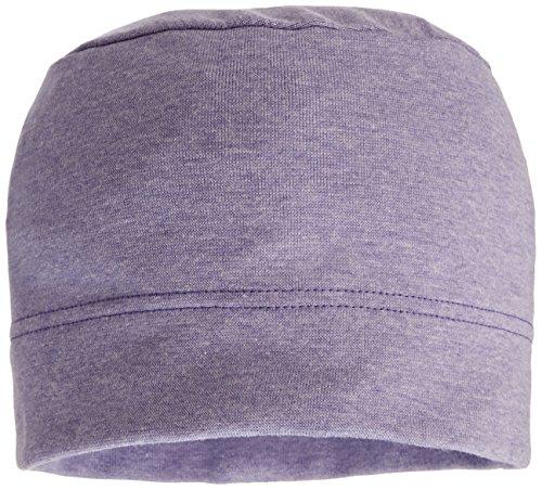 Trigema Damen 502006 Strickmütze, Violett (Enzian-Melange 297), One Size (Herstellergröße: 900)