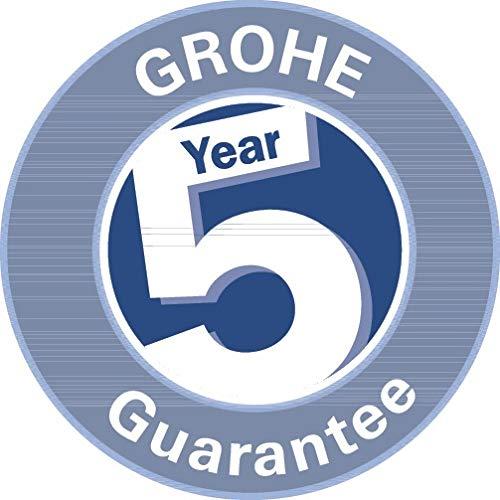 Grohe – IR Waschtisch-Sensorarmatur, Mischbatterie, mit Steckertrafo, Chrom, Eurosmart Cosmopolitan E - 10