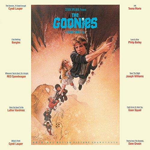 The Goonies (Original Motion Picture Soundtrack) [Disco de Vinil]