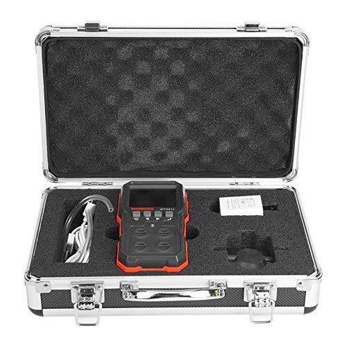 no-branded 4 in 1 Multi-Gas-Detektor Gas Monitor Sauerstoff O2 Schwefelwasserstoff LEL Gas Leakage Analyzer US 100-240V XXYHYQHJD