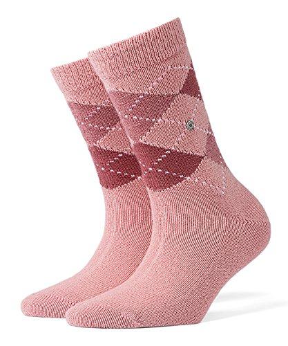 BURLINGTON Damen Socken Whitby - Warm Und Weich, 1 Paar, Rosa (Primrose 8642), Größe: 36-41