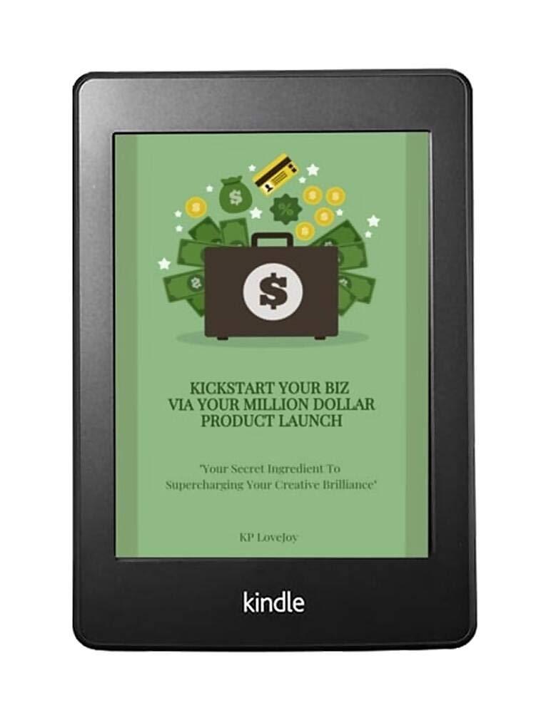 One Week To Kickstart Your Biz : Your Million Dollar Product Launch