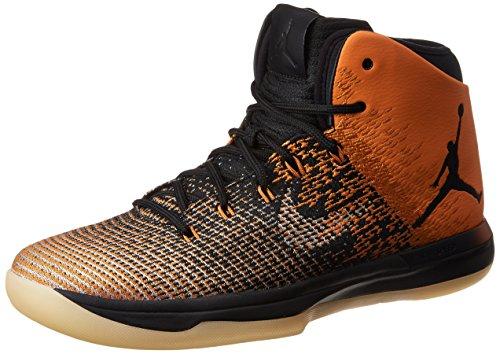 Nike Men's Air Jordan XXXI USA Olympic Basketball Shoes Black 845037-021 (10)