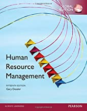 human resource management student value edition