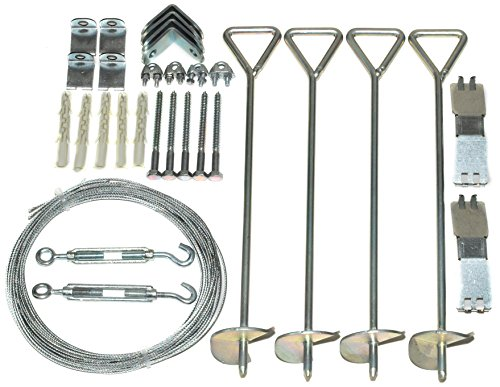 Palram Greenhouse Accessory Anchoring Kit