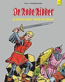 De Biddeloo-jaren - sword and sorcery (De Rode Ridder, 3)