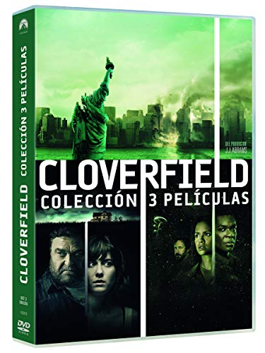 Pack: Cloverfield 1-3 [DVD]