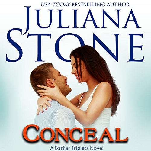 Conceal  audiobook cover art