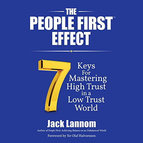 The People First Effect audiobook cover art