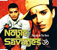 Digging in the nose [Single-CD]