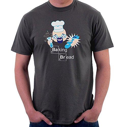 Cloud City 7 Bakken Kawaii Brood breken Bad Heisenberg mannen T-Shirt