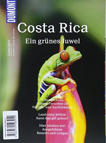 DuMont Bildatlas 195 Costa Rica: Ein grünes Juwel