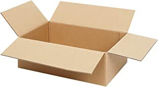 100 Faltkartons 300 x 200 x 100 mm | Versandkarton geeignet für Versand mit DHL, DPD, GLS und Hermes | 25-1000 Kartons wählbar