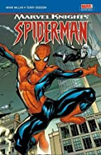 spiderman bw