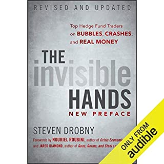 The Invisible Hands audiobook cover art