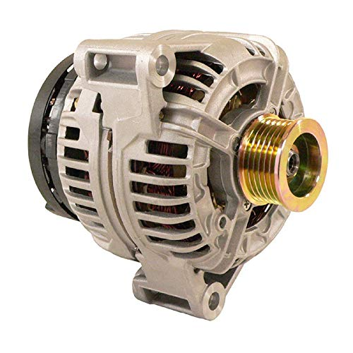 DB Electrical ABO0224 Alternator Compatible With/Replacement For Chrysler Crossfire, Mercedes Benz C Class Clk Ml 3.2L 2.6L 3.7L 2001 2002 2003 2004 2005 2006 2007 2008 5097756AA