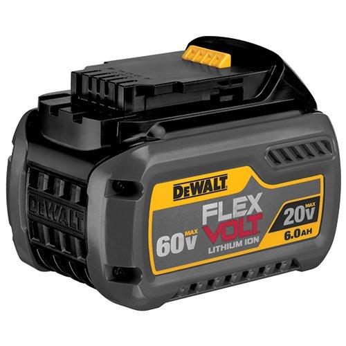 DEWALT FLEXVOLT 20V/60V MAX Battery, 6.0-Ah (DCB606)