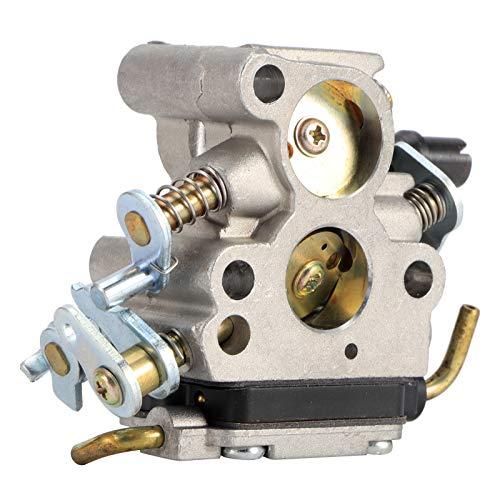 Aleación de aluminio Carburador reemplazo motosierra accesorio ajuste para HUSQVARNA 135 140 435 435e 440 440e