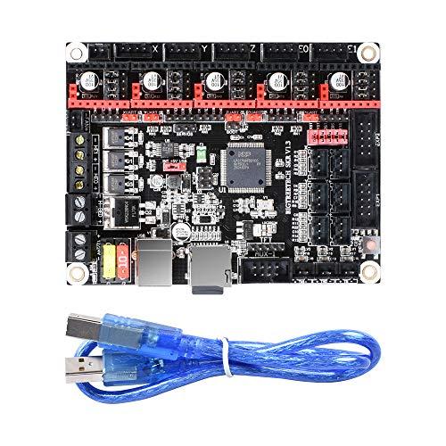 ILS - SKR V1.3 Control Board 32 bit ARM-CPU 32-bits moederbord smoothieboard voor 3D-printeronderdelen Reprap
