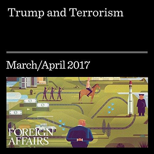 Trump and Terrorism audiobook cover art
