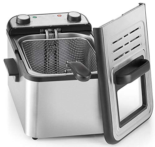Kitchen chef - kcpfr42pro - Friteuse 4.2l 3000w