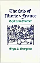 The Lais of Marie De France: Text and Context