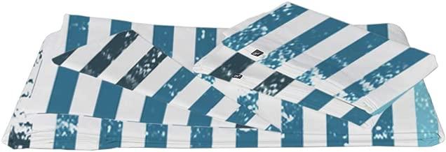 Urban Linens Duvet Set 250H - Berlin Blue (King Size)