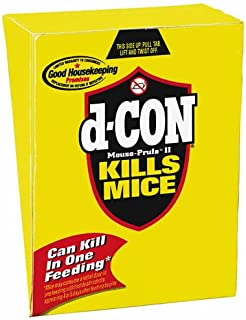 D-Con Mouse Prufe II, 3OZ MOUSE POISON
