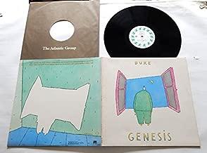 Genesis DUKE - Atlantic Records1980 - USED Vinyl LP Record - Phil Collins -