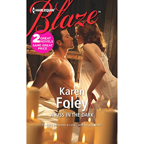 A Kiss in the Dark cover art