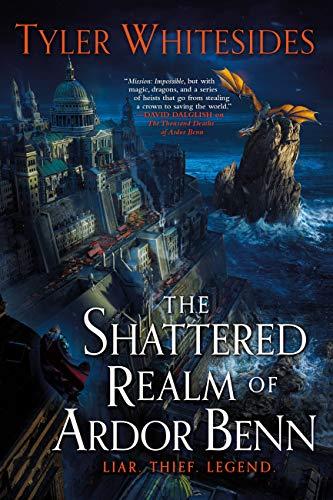 The Shattered Realm of Ardor Benn (…