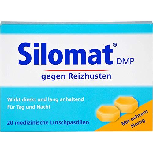 Silomat DMP Lutschpastillen mit Honig, 20 St. Tabletten