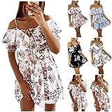 3/4 Sleeve Maxi Dresses for Women Plus Size Short Slip...