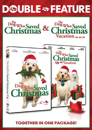 The Dog Who Saved Christmas Double Feature