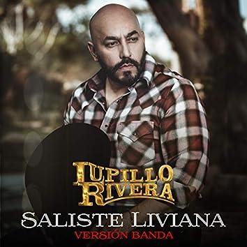 Saliste Liviana (Versión Banda)