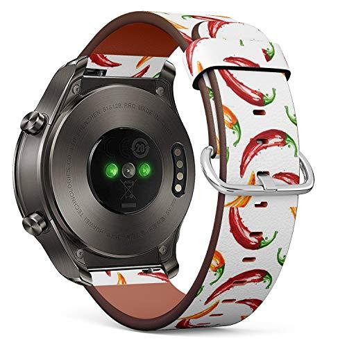 Compatible con Huawei Watch 2 Classic - Correa de Reloj de P