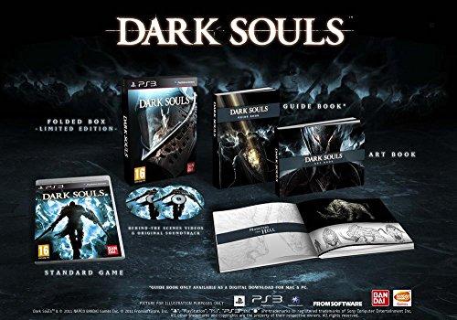 Dark Souls - édition limitée [PlayStation 3] [Importado de Francia]