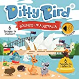 DITTY BIRD Baby Sound Book: Our Sounds of Australia Musical Book is The