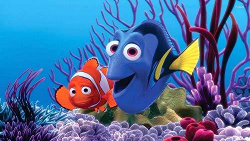 GUANGMANG Puzzle 1000 Piezas - Póster Buscando A Nemo: Sección 71 - Puzzle 3D Personalizado De Madera Montaje Rompecabezas Divertido 75X50Cm