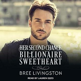 『Her Second Chance Billionaire Sweetheart』のカバーアート