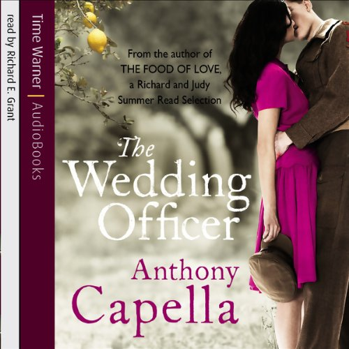 The Wedding Officer audiobook cover art