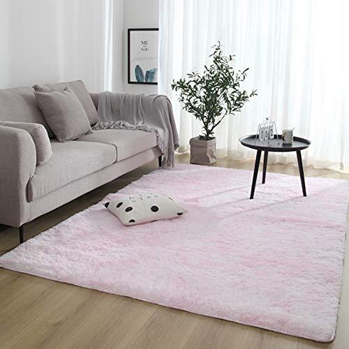 AMZERO Alfombras Salon Grandes Alfombras en IKEA Alfombra Vinílica Rectangular Acogedor Moquetas...