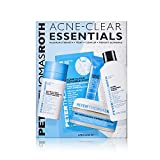 Peter Thomas Roth Acne-Clear Essentials 5-Piece Kit, Acne Treatment For Face, Acne Skin Care Kit, 5 ct.