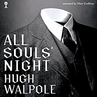 All Souls' Night cover art
