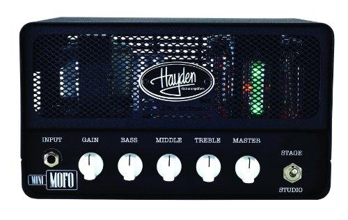Hayden Mini Mof o15h Mini Mofo 15W Amplificador de Guitarra Head