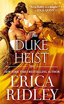 The Duke Heist (The Wild Wynchesters Book 1) by [Erica Ridley]
