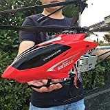 Lotees RC Helicopter 3.5 Channel Anti-Collision Gyro Super Large Remote Control Airplane Gifts Radio Controlled Heli Beginner Teenage Adults Flying Toys for Teenagers Boys Girls