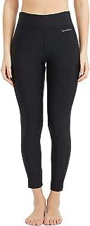 UPF 50+ Women's Surfing Leggings Sun Protection High-Waist Tummy Control Swimming Pants